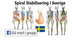 Spiral Stabiliserin i Sverige Facebookgrupp